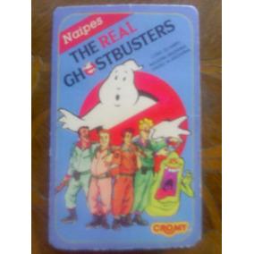 Mazo Cartas Completo Cazafantasmas Ghostbusters Cromy Retro