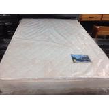 Colchon Ortopedico Matrimonial 1.40 X 1.90 Con Pillow Top