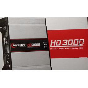 Módulo Taramps Hd3000 W Rms Nova Hd 3000 Compact 2ohms