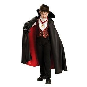 Disfraz Niño Traje Del Vampiro De Transilvania Rubie, Medio