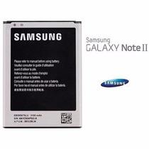 Bateria Pila Samsung Galaxy Note 2 N7100 3100mah Nueva