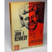 Antología De Escritos Fundamentales De John F Kennedy
