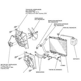 Manual De Servicios (taller) Honda Accord 94-97 (español)