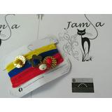 Pulsera Venezuela Tricolor Bandera Al Mayor Creaciones Jamsa
