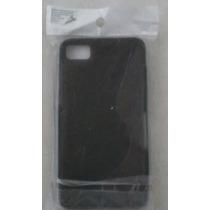Blackberry Z10 Rosa Funda Protector Lujo Tpu Oferta