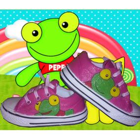 Zapatillas Pintadas/customizadas Personalizadas Sapo Pepe