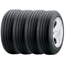 Combo 4 Pneus 165/70r13 P400 Pirelli Corsa Classic Fiorino