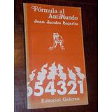 Juan Jacobo Bajarlia Formula Al Antimundo 1970