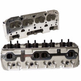 Par De Cabeçotes Em Alumínio P/ Chevy V8 350 Small Block