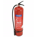 Extintor Orientx Fuego Abc / 12kg De Capacidad
