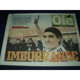 Despedida De Ariel Ortega / Ole / 14 - 7 - 2013