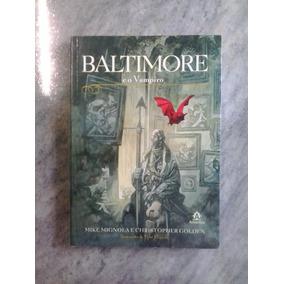 Baltimore E O Vampiro (livro)