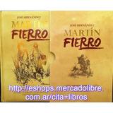 Libro: Martin Fierro De José Hernandez - Grupo Clasa