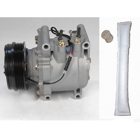 Compressor Honda Fit 2003 2004 2005 2006 2007 + Filtro Novo