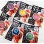 Pinta Pelo Polvo X6 Fiestas Maquillaje Profesional Pintafan