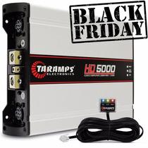 Modulo Amplificador Taramps Hd5000 Hd 5000w Rms 2 Ohms
