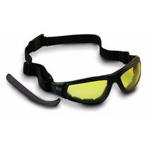 Óculos Para Visão Noturna De Lente Amarela Anti Reflexo