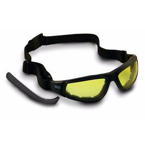 Óculos Protecão Msa Ciclismo Amarelo Noturno Segurança