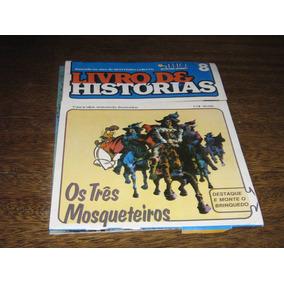 Livro Do Sítio Do Picapau Nº 8 Destaque E Monte Rge 1979