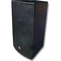 Bafle Sts D10 Pasivo Caja Acustica 250w Fixed Series Monitor