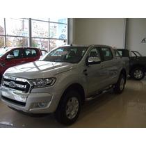 Ford Ranger Xlt Linea Nueva, Anticipo Y Cuotas, Tasa 0% (am)