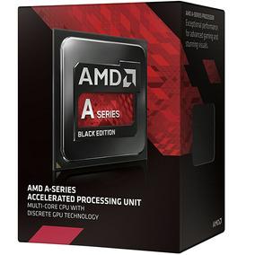 Processador A10 7860k Black Edition 4.0ghz Fm2+ Amd