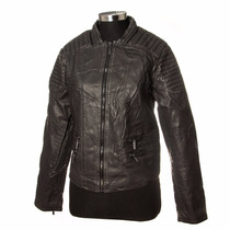 Campera Wash 2 Negra Xl Extra Large Camperas Mujer