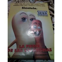 Poster De Cine Original La Fiesta De Las Salchichas