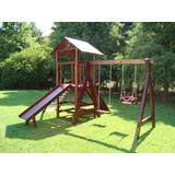 Fabricacion Parques Infantiles