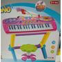Piano Teclado Organo Musical Niña