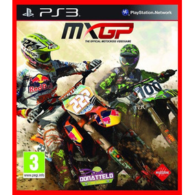 Mxgp Ps3 Psn - The Official Motocross Videogame Ps3 Psn