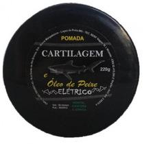 Pomada Cartilagem & Óleo De Peixe Elétrico 5 Unid.