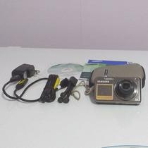 Cámara De Fotos Samsung Modelo Pl120 Impecable!!
