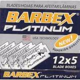 Lamina Barbex Barbear Navalha (ct C/60 Unidades)