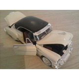 Carro Mini Escala 1:24 Chevy Bel Air 1950