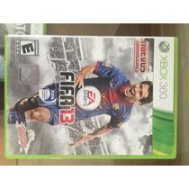 Juegos Xbox 360 Fifa 13, Forza Motorsport 4, Minecraft