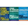 Como Fazer Amigos E Influenciar Pessoas Kit 3 Livros