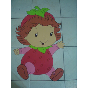 Figuras De Frutillita Bebe De 80cm