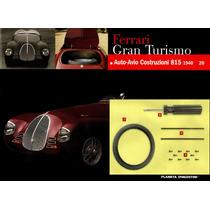 Fasciculo E Peças Edição 20 Ferrari Enzo Planeta Deagostini