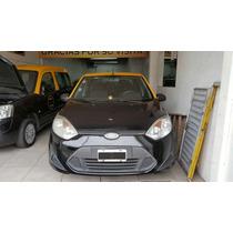 Ford Fiesta Max 2010 Gnc $90.000 Y Cuotas!!
