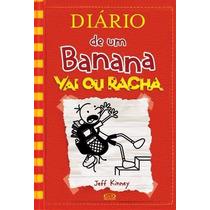 Diário De Um Banana 11: Vai Ou Racha - Capa Dura