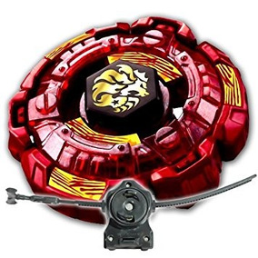 Juguete Beyblade Del Colmillo Leona Burning Red Claw Limita