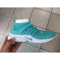 Zapatos Nike Air Presto Mid Utility Para Damas Y Caballeros