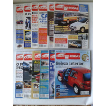 Lote Revista 4 Quatro Rodas Ano 1998 Todas