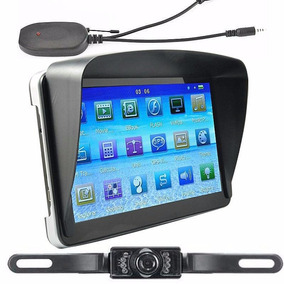 Gps 7 Con Camara Reversa Incluida, 4gb!! Bluetooth