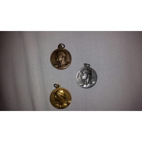 Medalhas Revolução 1932 Ouro Prata E Bronze.