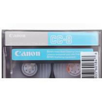 Cassette Limpiador Canon 8mm Hi8 Digital 8
