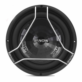 Subwoofer Bravox Endurance E2k 12 D2 800rms 2+2 Bravox É Top