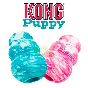 Kong Puppy Chico Juguete De Goma Para Cachorros Perro Gato