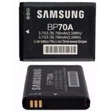 Bateria Bp70a Samsung Pl20 Pl100 Pl120 Es70 Es80 Es90 Es95